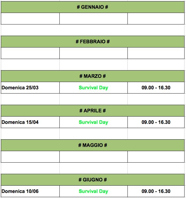 CalendarioSurvivalDayA